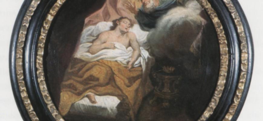 Il Signore appare in sogno a Salomone in Gabaon