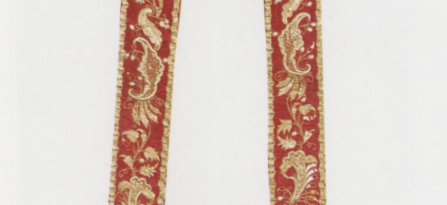 Stola di Mons. Alfonso Sozy Carafa